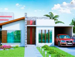 Casa pré Fabricada 148m²