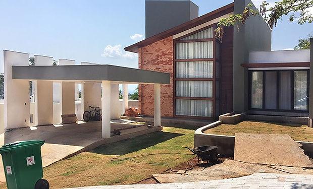 casa pre fabricada steel frame jundia sp