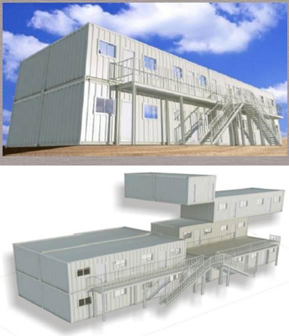 ambientes modulares ambientes pre fabricados metodo construtivo 06