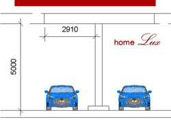 Modulo: cobertura 10m x 6m