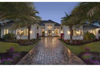 Modelo de casa neo classica 660m² para condomínio