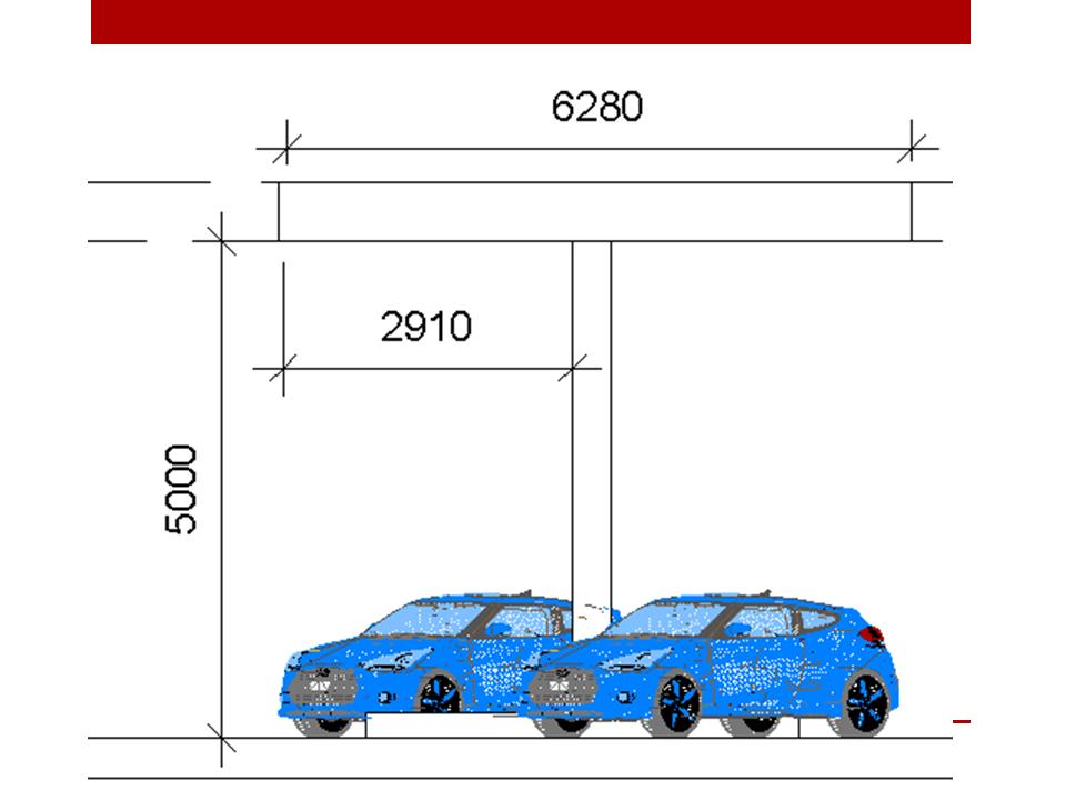 Módulo: cobertura 25m x 6,2m
