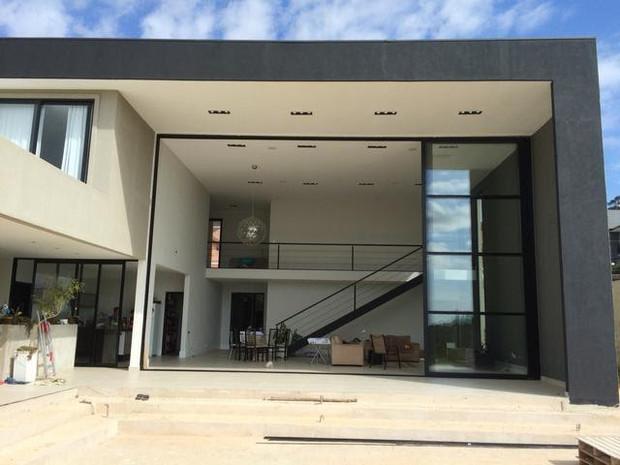 casa pre fabricada em steel frame em cam