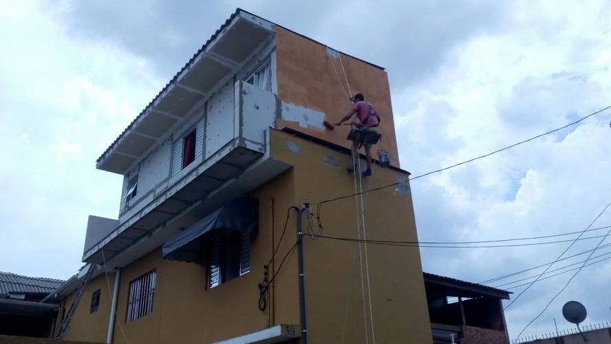 casa modular em steel frame freguesia do