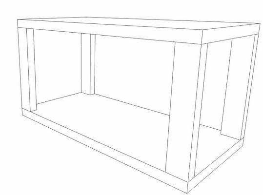 Módulos construtivos para construção de casas pré fabricadas 02