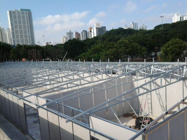 projeto e construção escritório pré fabricado 09