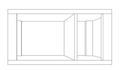 Módulos construtivos para construção de casas pré fabricadas 06