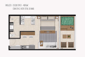 suite pre fabricada para hoteis e pousad