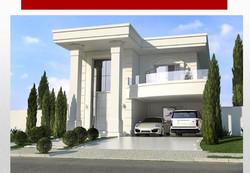 Casa pré fabricada Neo Classica