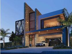 casa pre fabricada alto padrao 381 metros 3 suites 03