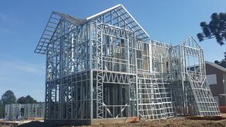 Vantagens das casas em steel frame