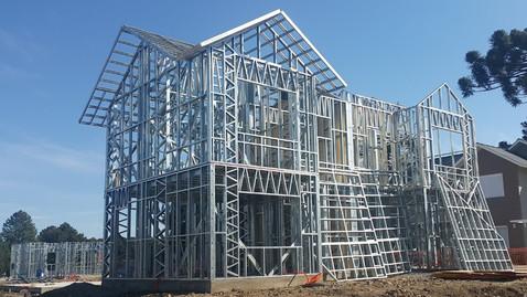 Quanto custa uma casa de steel frame?