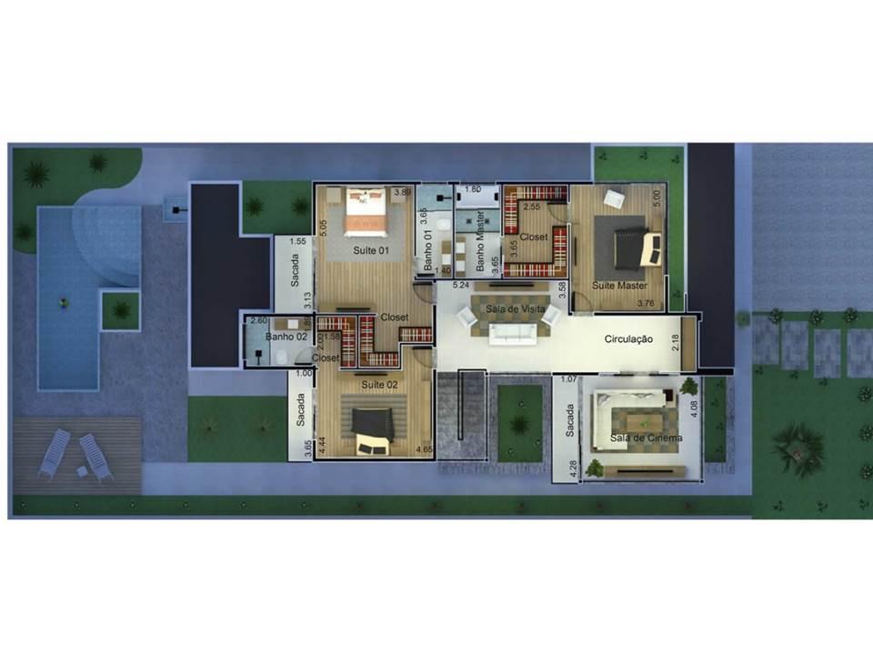 casa pre fabricada alto padrao 381 metros 3 suites planta 01.JPG