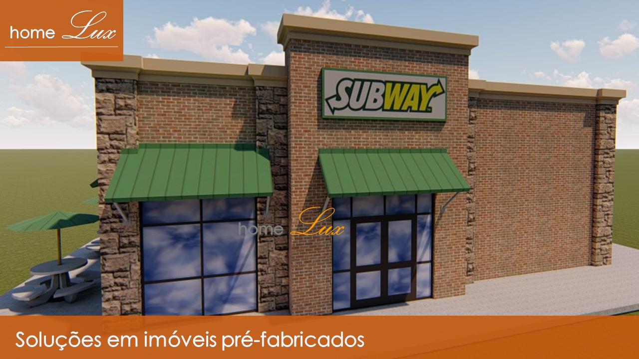 Módulos para restaurantes e lojas