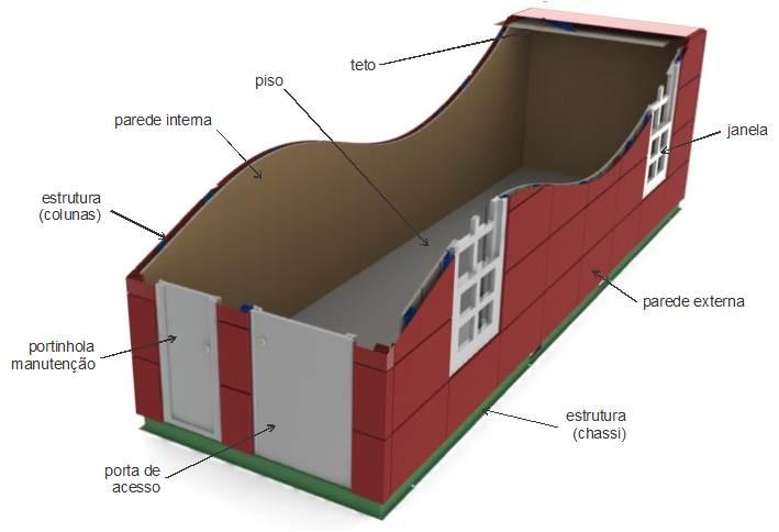 ambientes modulares ambientes pre fabricados metodo construtivo 05