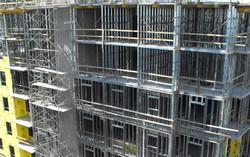 Precisão milimétrica nas construções