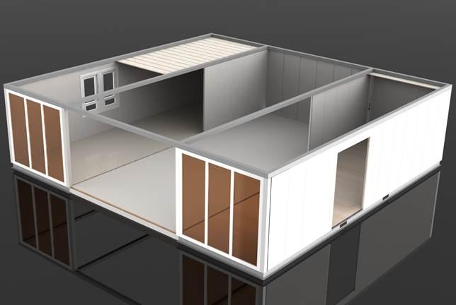 ambientes modulares ambientes pre fabricados metodo construtivo 03