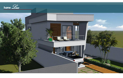 Casa pre fabricada 264m