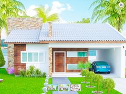 Casa pré Fabricada 130m²