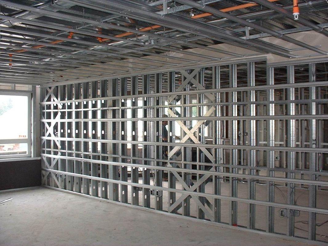 Ambientes internos Steel Frame