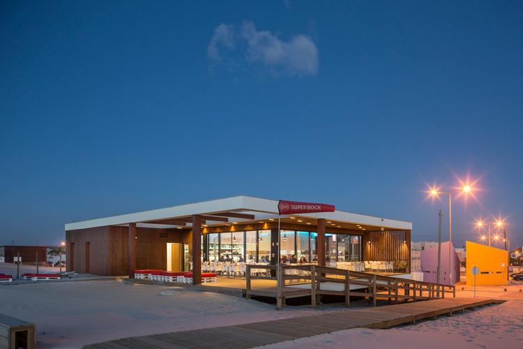 loja pre fabricada quiosque para praia 0