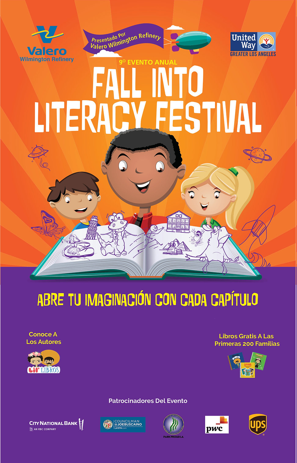 Fall Into Literacy Flyer_Spanish_For Web