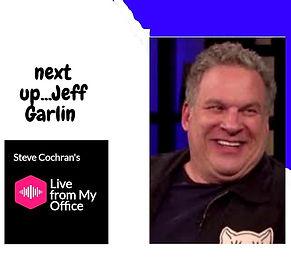 jeff garlin steve cochran podcast june 2