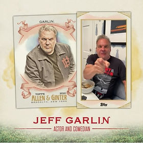 jeff garlin topps baseball cards allen & ginter collection series 2021.jpg