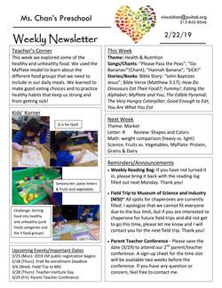 VincciNewsletter2019February4thWeek
