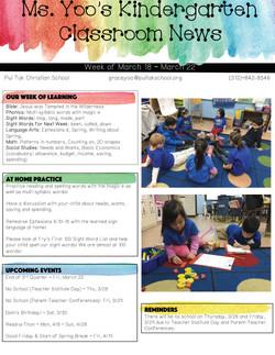 GraceNewsletter2019March3rdWeek
