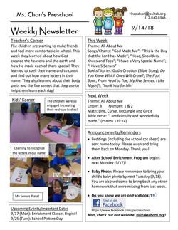 VincciNewsletter2018September2ndWeek