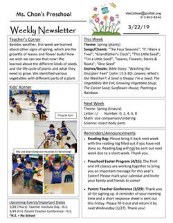 VincciNewsletter2019March4thWeek
