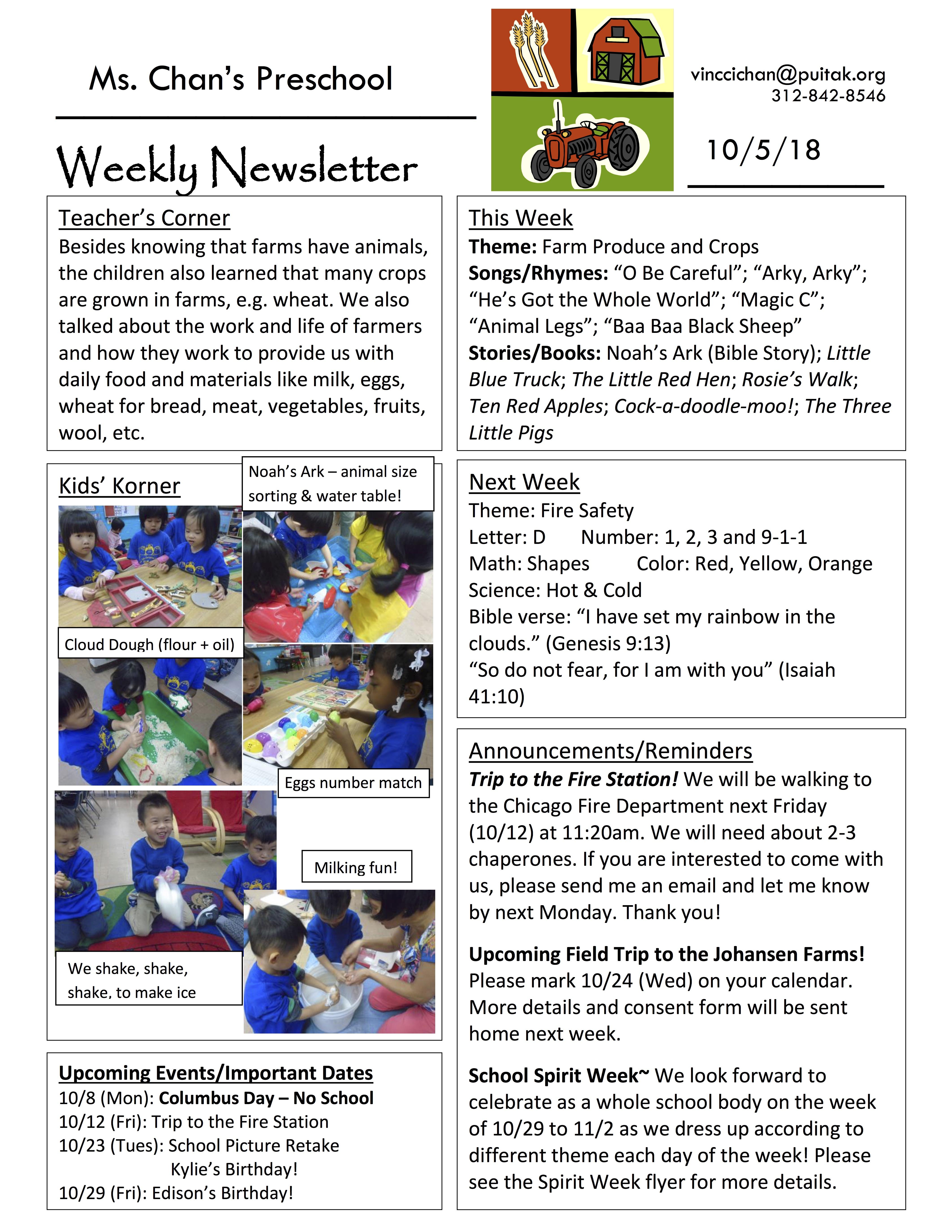 VincciNewsletter2018October1stWeek