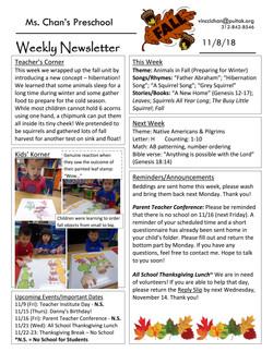 VincciNewsletter2018November2ndWeek
