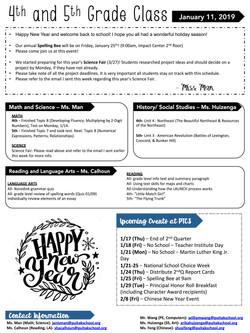 JanisNewsletter2019January2ndWeek