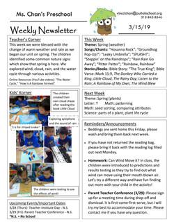 VincciNewsletter2019March3rdWeek