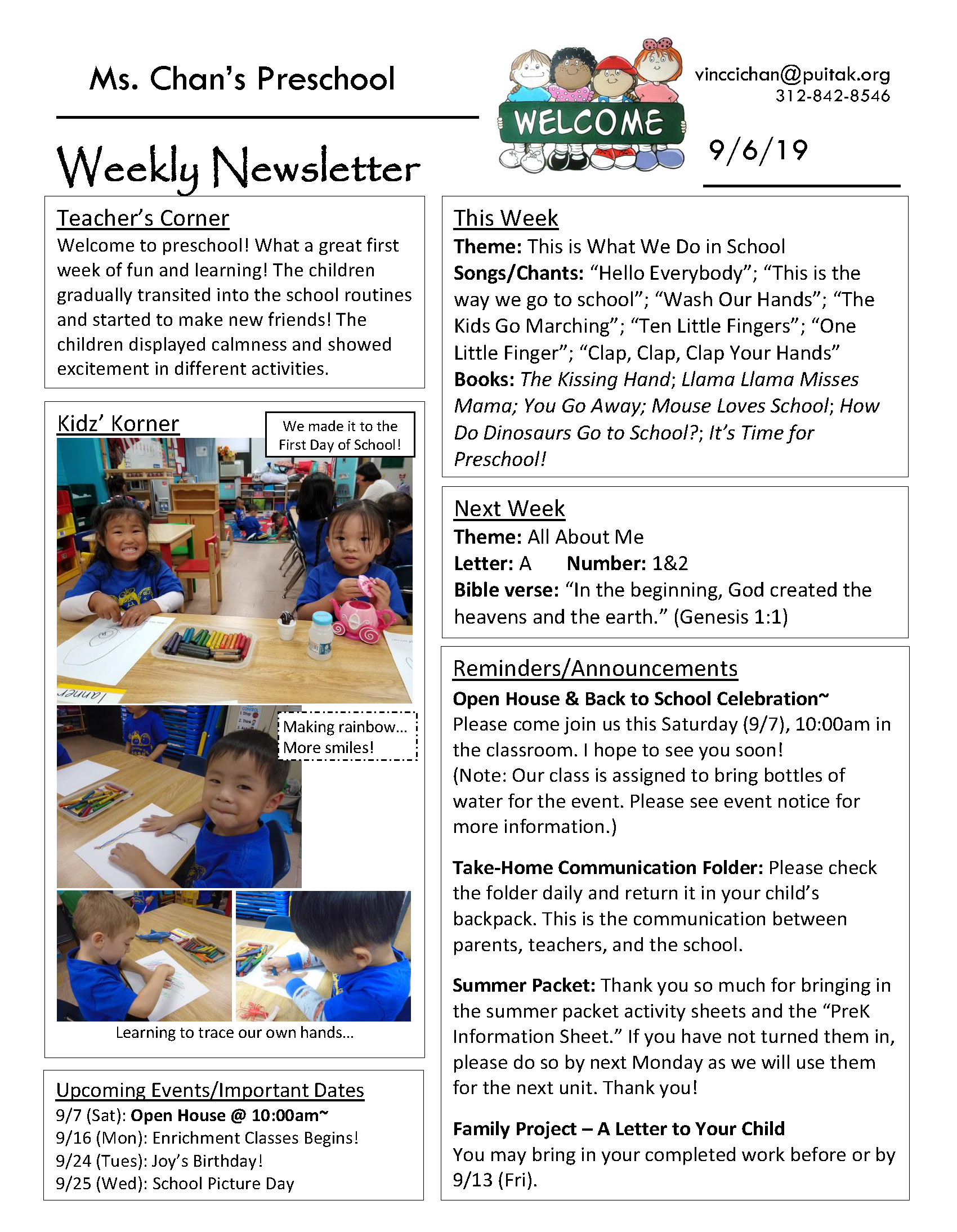 VincciNewsletter2019September1stWeek