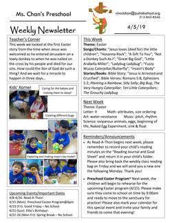 VincciNewsletter2019April1stWeek