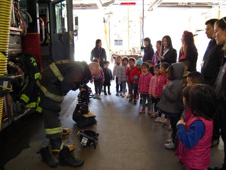 Thank you, Fireman!