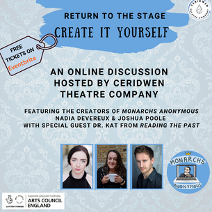 Return to the Stage: Create it Yourself