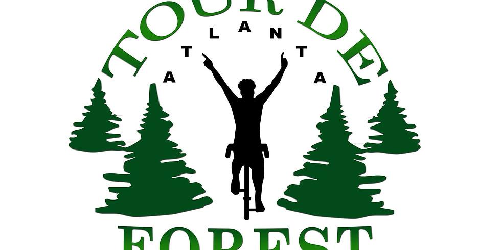 TEXARKANA   Atlanta Tour De Forest Bike Ride