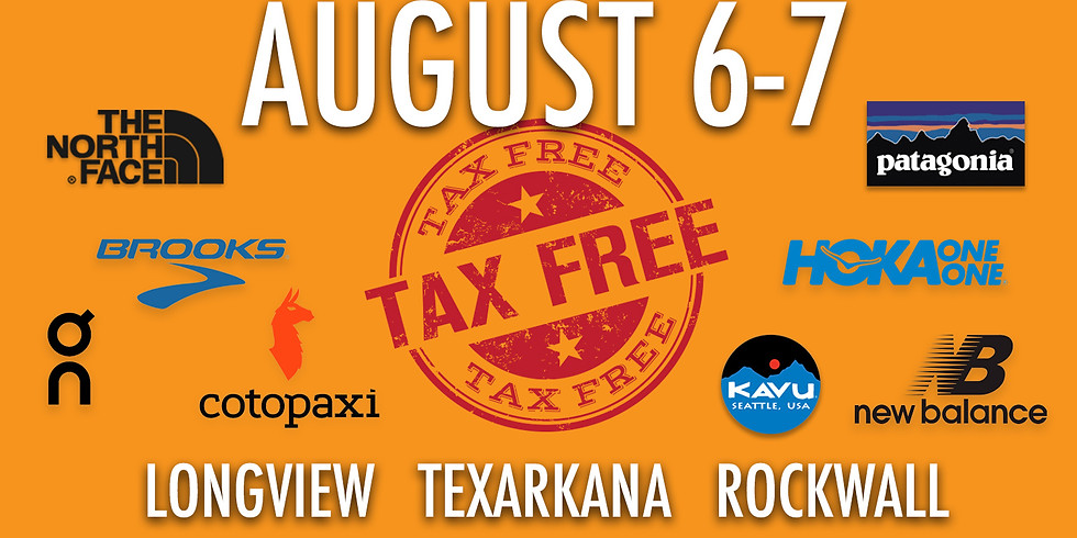 ALL | Tax Free Weekend