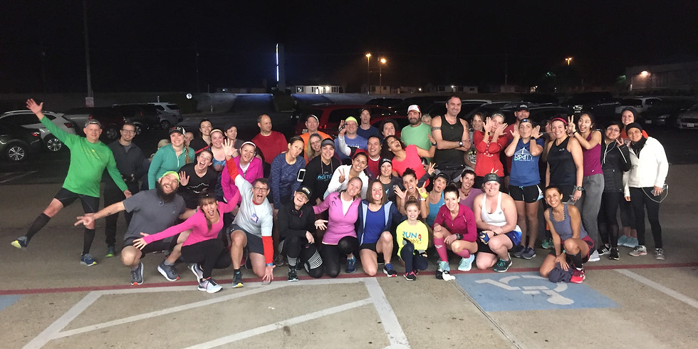 ROCKWALL | June Social Run