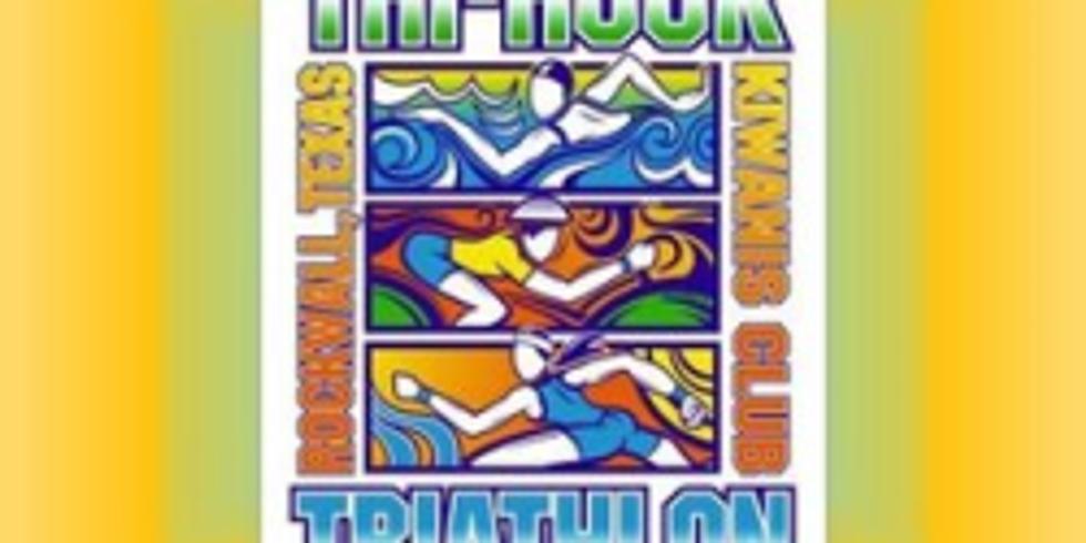 ROCKWALL   Kiwanis Tri Rock Triathalon 2021