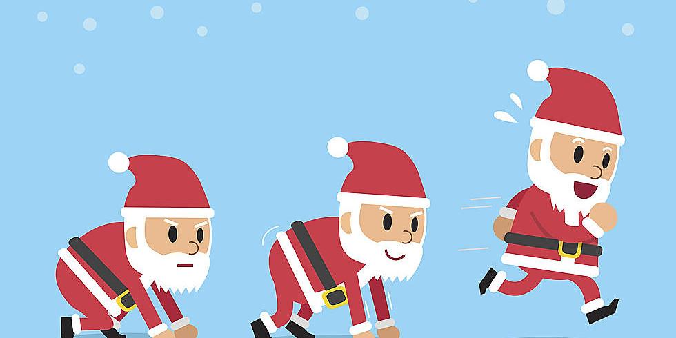 TEXARKANA   Santa Sprint 5K
