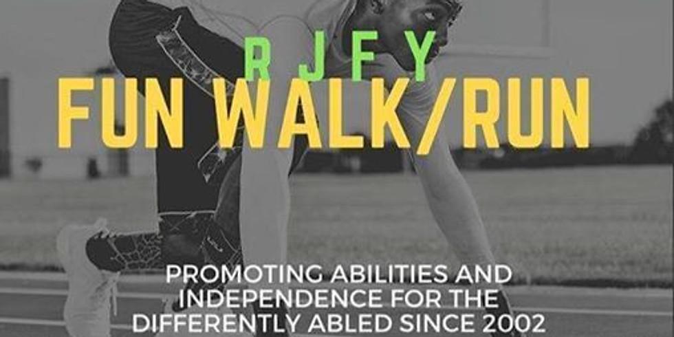 LONGVIEW | RJFY Annual Fun Walk / Run