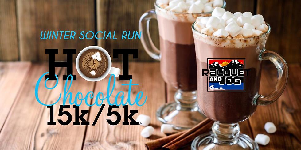 ROCKWALL | Winter Social Run - Hot Chocolate Edition