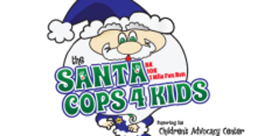 ROCKWALL | Santa Cops 4 Kids 5K and 1 Mile Fun Run