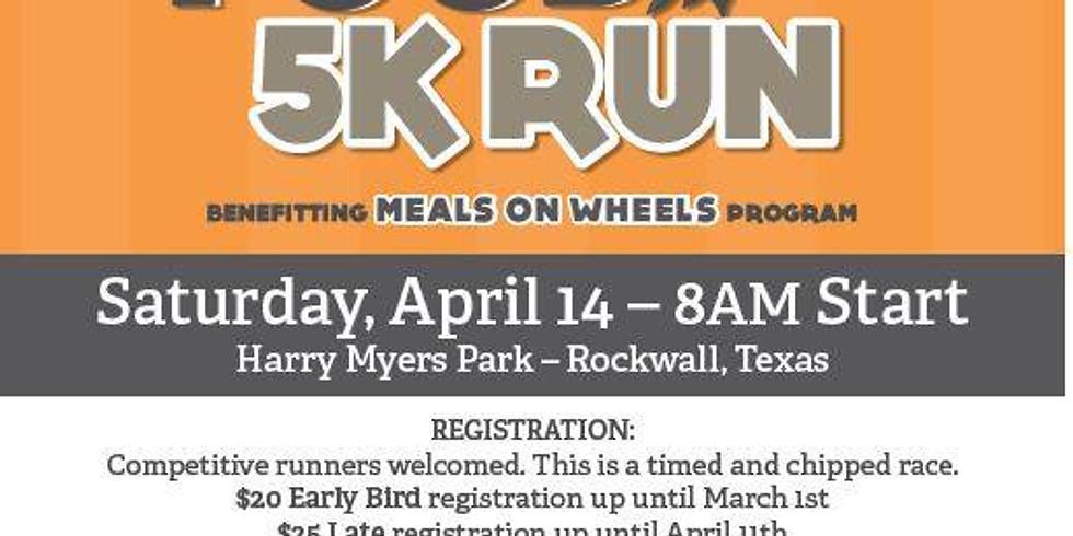 ROCKWALL | Will Run for Food 5K