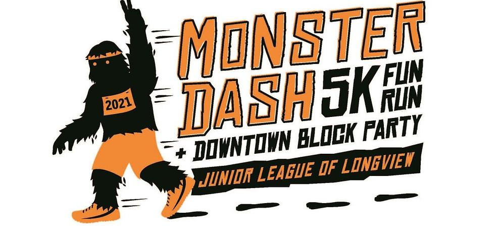 LONGVIEW | Monster Dash